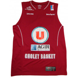 MAILLOT OFFICIEL ROUGE FACE